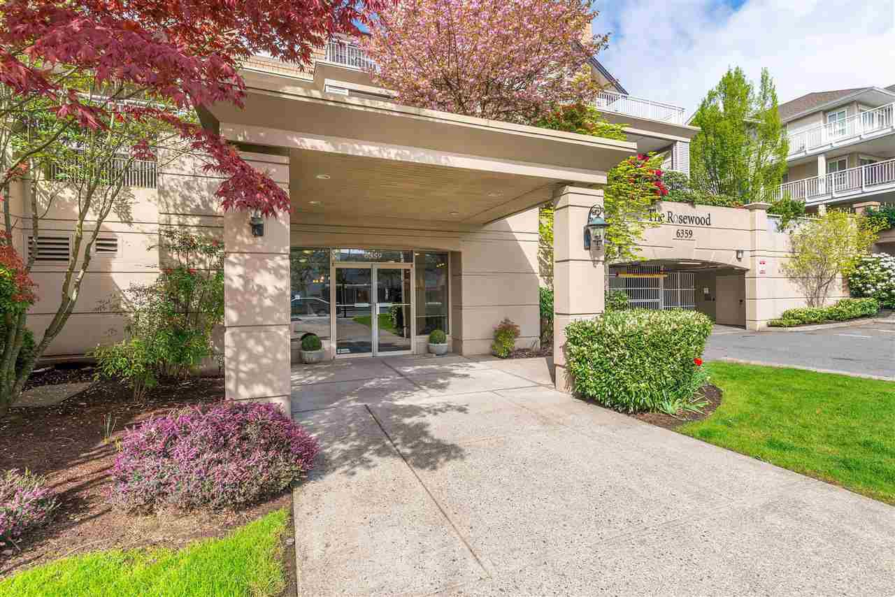 "Main Photo: 411 6359 198 Street in Langley: Willoughby Heights Condo for sale in ""The Rosewood"" : MLS®# R2388466"