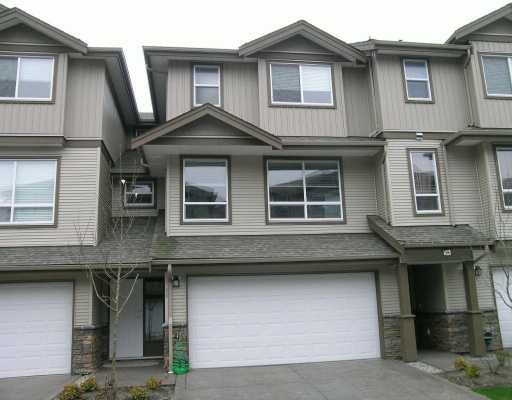 """Main Photo: 50 3127 SKEENA Street in Port_Coquitlam: Riverwood Townhouse for sale in """"RIVER'S WALK"""" (Port Coquitlam)  : MLS®# V638111"""