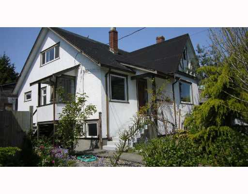 Main Photo: 1207 8TH Avenue in New_Westminster: West End NW House for sale (New Westminster)  : MLS®# V647839