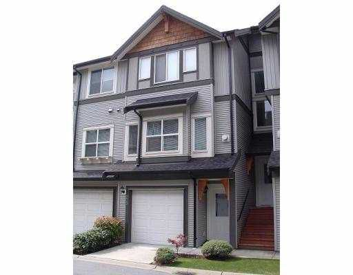"Main Photo: 25 1055 RIVERWOOD Gate in Port_Coquitlam: Riverwood Townhouse for sale in ""MOUNTAIN VIEW ESTATES"" (Port Coquitlam)  : MLS®# V682811"