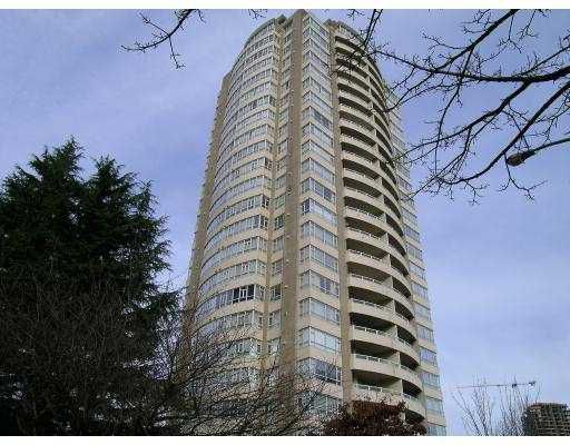 "Main Photo: 601 6521 BONSOR Avenue in Burnaby: Metrotown Condo for sale in ""SYMPHONY ONE"" (Burnaby South)  : MLS®# V687093"