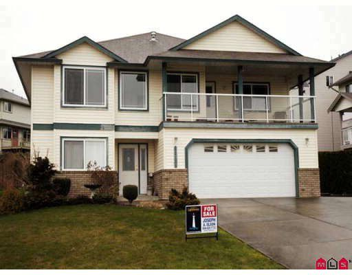 Main Photo: 33733 KNIGHT Avenue in Mission: Mission BC House for sale : MLS®# F2806282