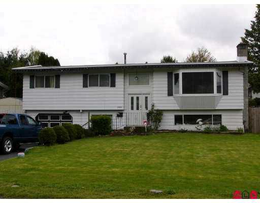 Main Photo: 2062 BEAVER Street in Abbotsford: Abbotsford West House for sale : MLS®# F2711715