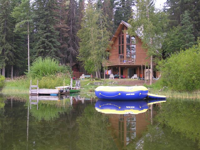 Main Photo: 9200 Knouff Lake Road in Kamloops: House for sale (FVREB Out of Town)  : MLS®# 87362