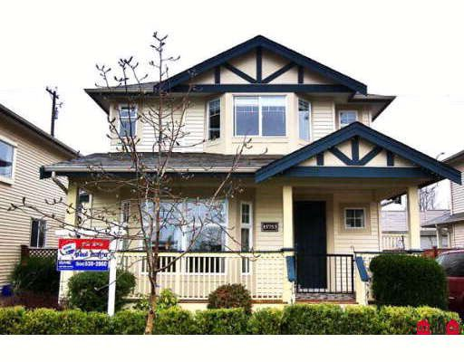 """Main Photo: 15753 23B Avenue in Surrey: King George Corridor House for sale in """"CRANLEY VILLAGE"""" (South Surrey White Rock)  : MLS®# F2730742"""