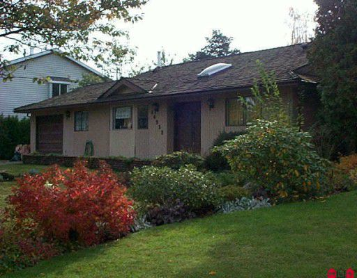 Main Photo: 14952 95A Avenue in Surrey: Fleetwood Tynehead House for sale : MLS®# F2924183