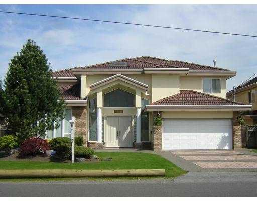 Main Photo: 3831 TINMORE PL in Richmond: Seafair House for sale : MLS®# V588867