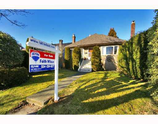 Main Photo: 4223 W 15TH Avenue in Vancouver: Point Grey House for sale (Vancouver West)  : MLS®# V689108