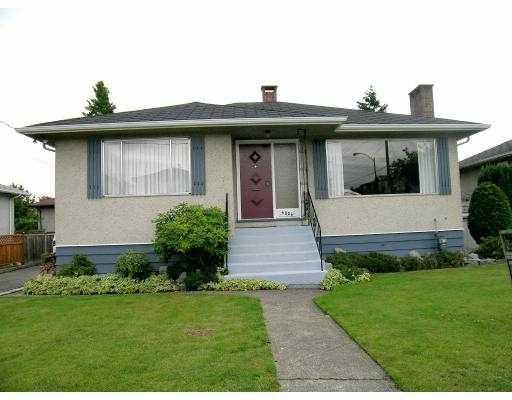 Main Photo: 6826 NANAIMO Street in Vancouver: Killarney VE House for sale (Vancouver East)  : MLS®# V695744