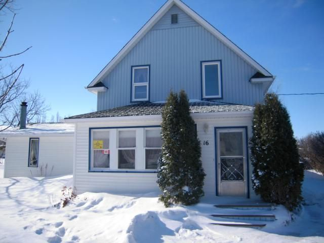 Main Photo: 16 River AVE in Starbuck: Residential for sale : MLS®# 1102694