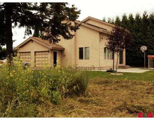 Main Photo: 32908 HARRIS Road in Abbotsford: Matsqui House for sale : MLS®# F2722594