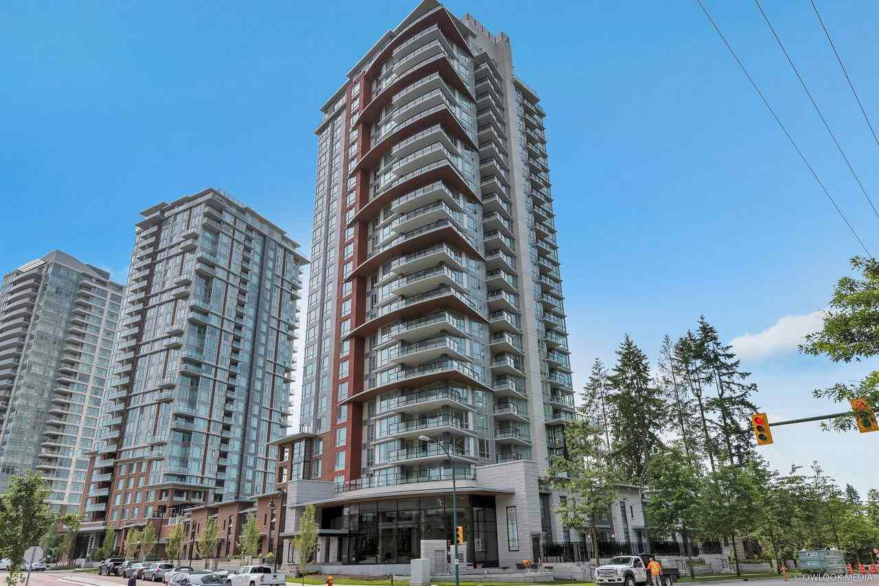 "Main Photo: 903 3096 WINDSOR Gate in Coquitlam: New Horizons Condo for sale in ""MANTYLA BY WINDSOR GATE"" : MLS®# R2388146"