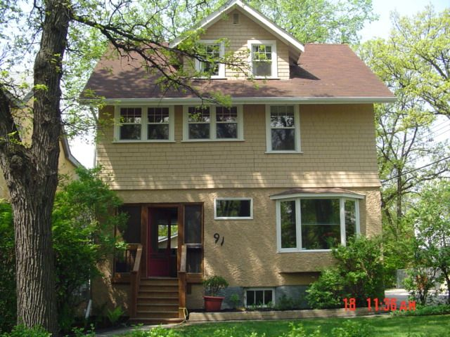 Main Photo: 91 BOREBANK Street in WINNIPEG: River Heights / Tuxedo / Linden Woods Single Family Detached for sale (South Winnipeg)  : MLS®# 2708212