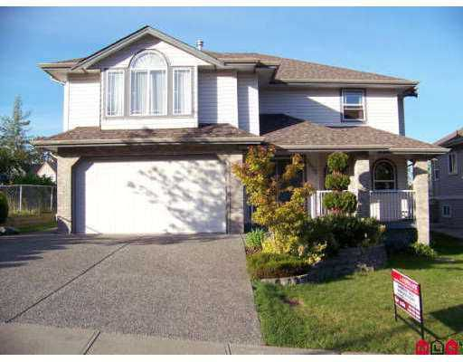 Main Photo: 3432 PROMONTORY Court in Abbotsford: Abbotsford West House for sale : MLS®# F2716258