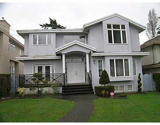 """Main Photo: 6599 RUSSELL Avenue in Burnaby: Upper Deer Lake House for sale in """"W"""" (Burnaby South)  : MLS®# V699356"""