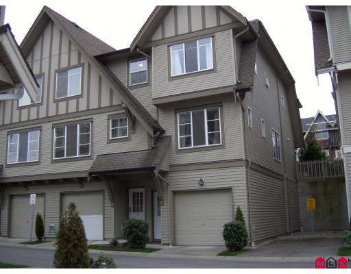 """Main Photo: 64 15175 62A Avenue in Surrey: Sullivan Station Townhouse for sale in """"BROOKLANDS"""" : MLS®# F2812395"""