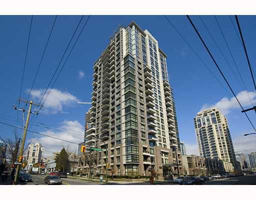 Main Photo: # 603 1295 RICHARDS ST in Vancouver: Downtown VW Condo for sale (Vancouver West)  : MLS®# V795258