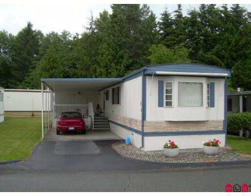 """Main Photo: 119 1840 160TH Street in White_Rock: King George Corridor Manufactured Home for sale in """"Breakaway Bays"""" (South Surrey White Rock)  : MLS®# F2716023"""
