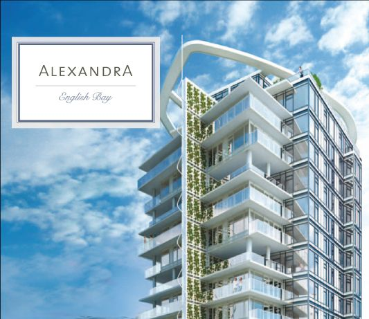 """Main Photo: 904 1718 Davie Street in Vancouver: Condo for sale in """"Alexandra"""" (Vancouver West)"""