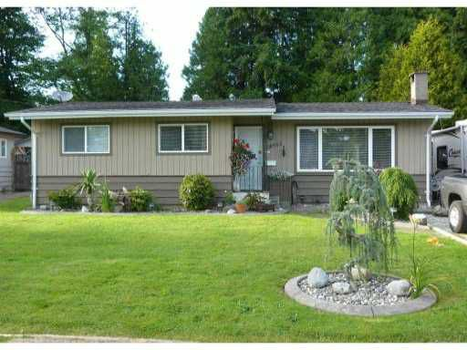 Main Photo: 24953 121ST Avenue in Maple Ridge: House  : MLS®# V902919