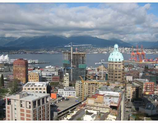 "Main Photo: 2706 602 CITADEL PARADE BB in Vancouver: Downtown VW Condo for sale in ""SPECTRUM 4"" (Vancouver West)  : MLS®# V690611"