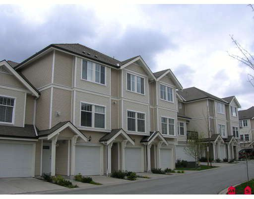 "Main Photo: 8 21535 88TH Avenue in Langley: Walnut Grove Townhouse for sale in ""Redwood Lane"" : MLS®# F2809671"