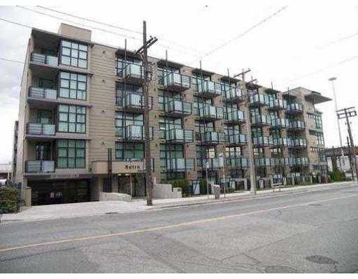 """Main Photo: 203 8988 HUDSON Street in Vancouver: Marpole Condo for sale in """"THE RETRO"""" (Vancouver West)  : MLS®# V668251"""