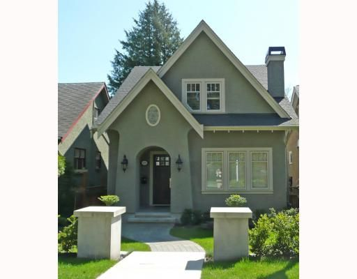 Main Photo: 3692 W 37th Ave, Vancouver in Vancouver: Dunbar House for sale (Vancouver West)  : MLS®# V764372