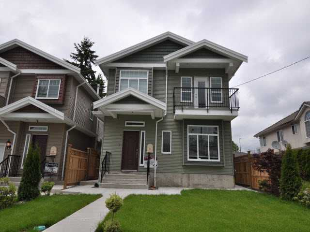 Main Photo: 7519 14TH AV in Burnaby: Edmonds BE House for sale (Burnaby East)  : MLS®# V906880