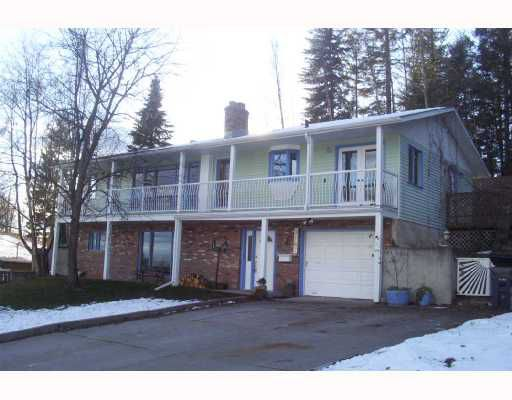 """Main Photo: 3167 WALLACE Crescent in Prince_George: Hart Highlands House for sale in """"HART HIGHLANDS"""" (PG City North (Zone 73))  : MLS®# N177871"""