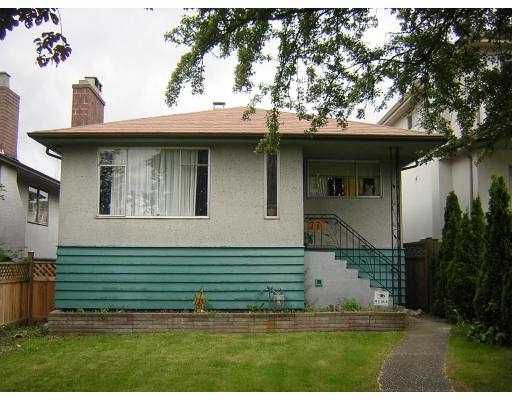 Main Photo: 77 E 52ND Avenue in Vancouver: South Vancouver House for sale (Vancouver East)  : MLS®# V682143
