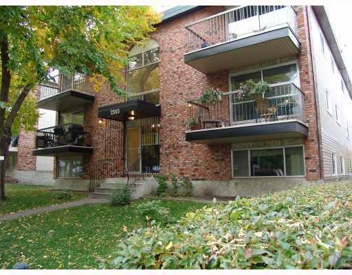Main Photo: 204 2503 17 Street SW in CALGARY: Bankview Condo for sale (Calgary)  : MLS®# C3304716