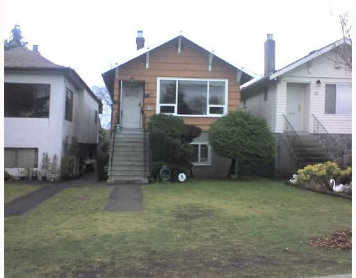 Main Photo: 62 ONTARIO Place in Vancouver: Main House for sale (Vancouver East)  : MLS®# V686864