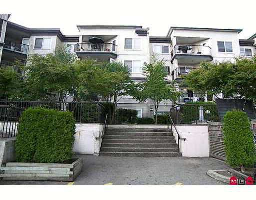 "Main Photo: 413 5759 GLOVER Road in Langley: Langley City Condo for sale in ""College Court"" : MLS®# F2721723"