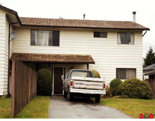 """Main Photo: 11699 85A Avenue in Delta: Annieville House 1/2 Duplex for sale in """"KENNEDY"""" (N. Delta)  : MLS®# F2727583"""