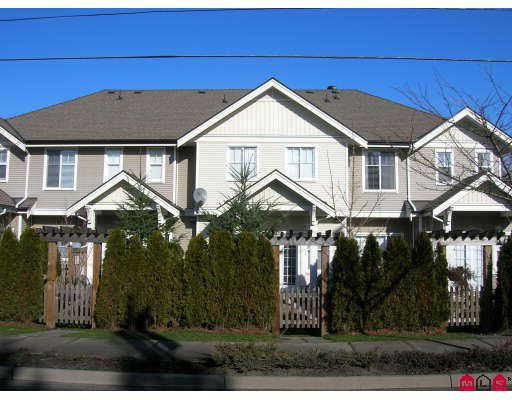 """Main Photo: 19 21535 88TH Avenue in Langley: Walnut Grove Townhouse for sale in """"REDWOOD LANE"""" : MLS®# F2803910"""