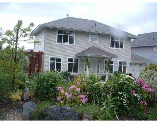 Main Photo: 5661 NICKERSON RD in Sechelt: Sechelt District House for sale (Sunshine Coast)  : MLS®# V540214