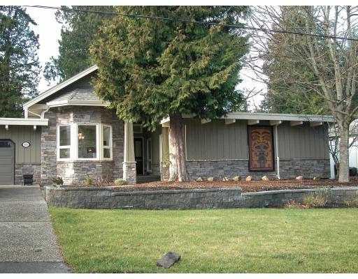 Main Photo: 861 UNDERHILL Drive in Tsawwassen: Tsawwassen Central House for sale : MLS®# V681743