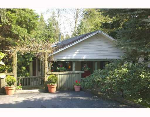 Main Photo: 1720 DEEP COVE Road in North_Vancouver: Deep Cove House for sale (North Vancouver)  : MLS®# V706017