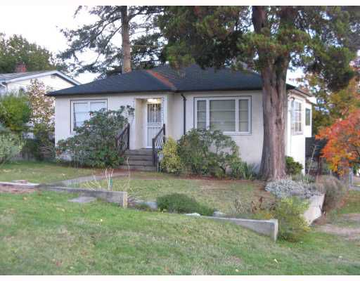 Main Photo: 2240 EDINBURGH Street in New Westminster: Connaught Heights House for sale : MLS®# V795126