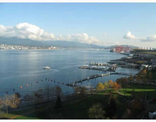 Main Photo: # 1203 323 JERVIS ST in Vancouver: Condo for sale : MLS®# V793821