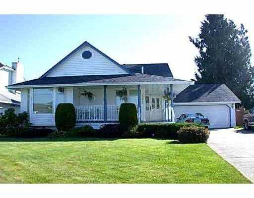 Main Photo: 11640 MILLER Street in Maple Ridge: Southwest Maple Ridge House for sale : MLS®# V639281
