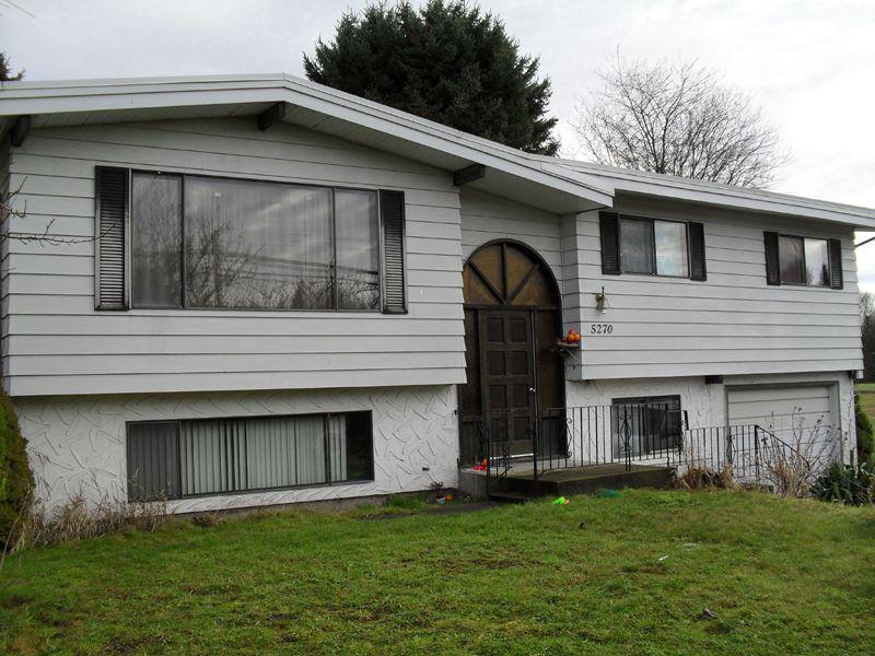 "Main Photo: 5270 BRADNER RD in ABBOTSFORD: Bradner House for rent in ""BRADNER"" (Abbotsford)"