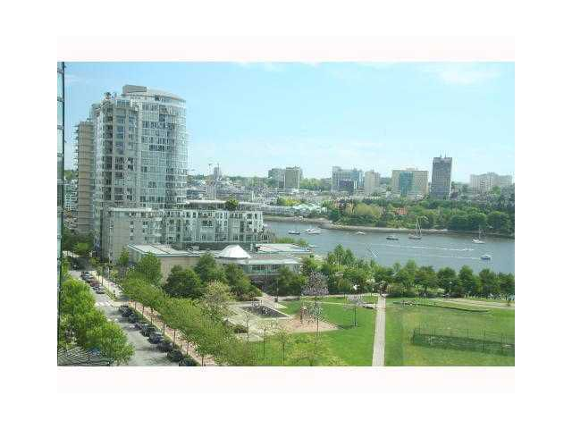 Main Photo: 1201 289 Drake Street in Vancouver: Downtown VW Condo for sale (Vancouver West)  : MLS®# V831360