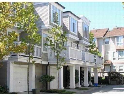 "Main Photo: 25 6333 NO 1 Road in Richmond: Terra Nova Townhouse for sale in ""LONDON MEWS"" : MLS®# V665132"
