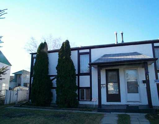 Main Photo: 34 SNOWDON Avenue in Winnipeg: East Kildonan Single Family Attached for sale (North East Winnipeg)  : MLS®# 2416039