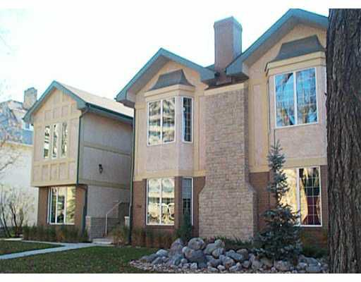 Main Photo: 2 704 DORCHESTER Avenue in WINNIPEG: Fort Rouge / Crescentwood / Riverview Condominium for sale (South Winnipeg)  : MLS®# 2312312