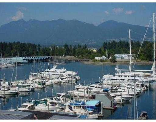 Main Photo: 607 - 499 Broughton Street in Vancouver: Coal Harbour Condo for sale (Vancouver West)  : MLS®# V671870