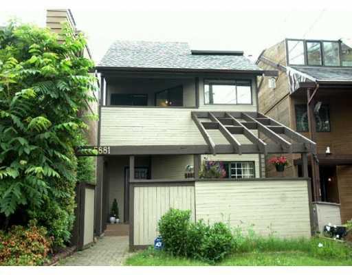 Main Photo: 5881 NELSON AV in Burnaby: Forest Glen BS House for sale (Burnaby South)  : MLS®# V596985