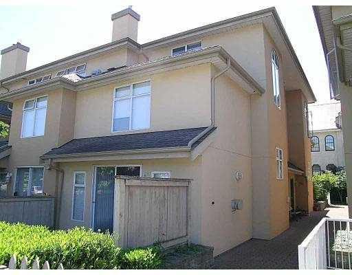 Main Photo: 13 3428 ADANAC ST in Vancouver: Renfrew VE Townhouse for sale (Vancouver East)  : MLS®# V549331